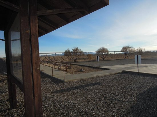 Willcox, AZ:                   AEPCO Viewing Area