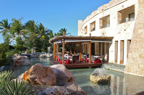 Sanctuary Cap Cana:                   The Wok