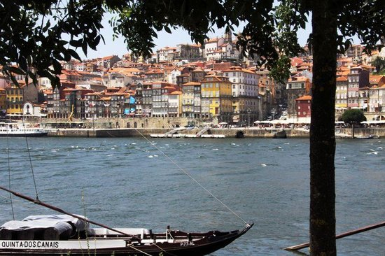 Pestana Porto Hotel:                   Ribeira district Porto