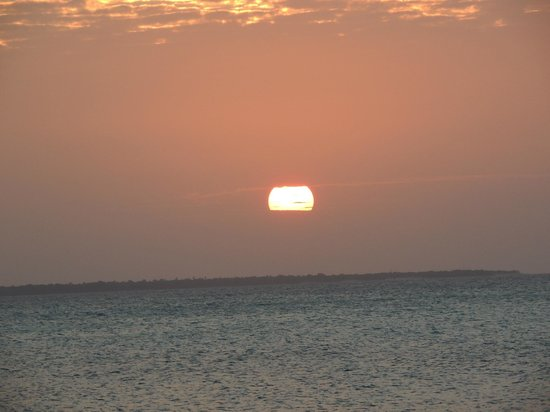 Essque Zalu Zanzibar:                   Sunset in Kendwa