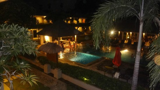 Dewi Sri Hotel: How magical does this look
