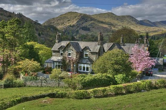 Crow How Country Guest House (Ambleside, Lake District ...