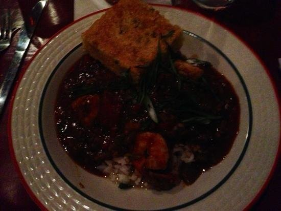 Suttons Bay, MI:                   Shrimp Gumbo