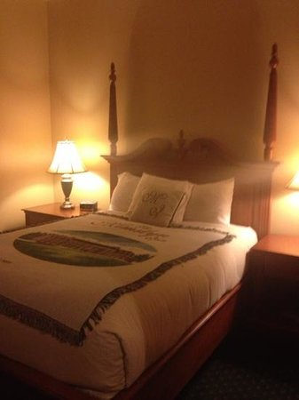 The Mimslyn Inn: standard room