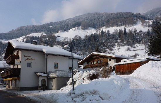 Pension Alpina Neustift
