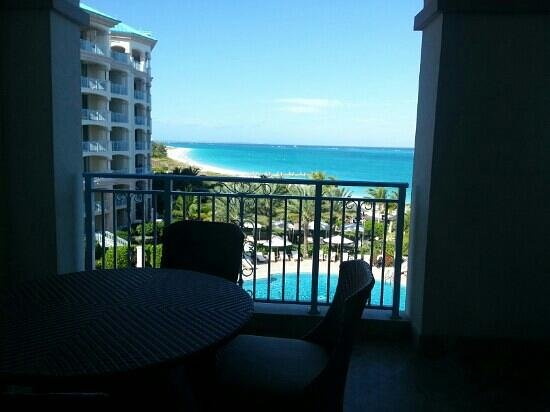 Seven Stars Resort:                   view from ocean front premium one bedroom