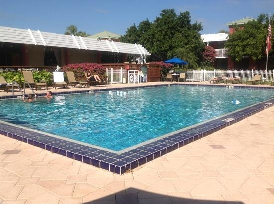 Ramada Inn of Naples :                   Ramada Pool Area