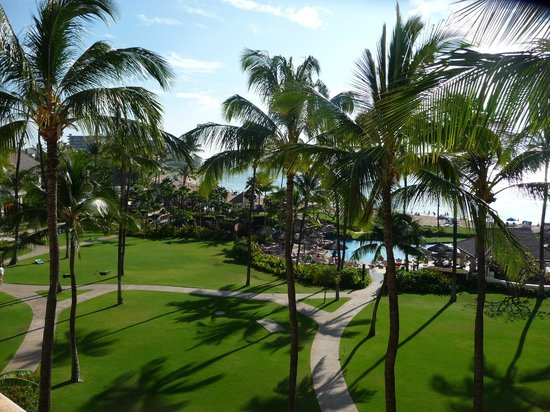 Sheraton Maui Resort & Spa:                   View from room