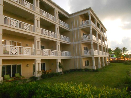 Alexandra Resort:                                     Condo Front (facing beach)