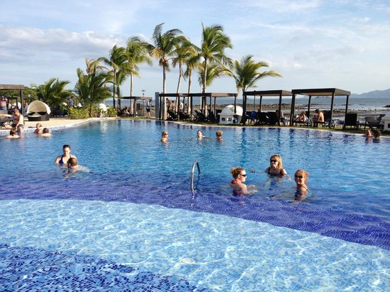 The Westin Playa Bonita Panama:                   very clean pool water