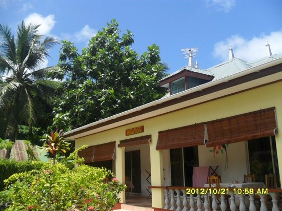 Pension Hibiscus:                   Maison Alice