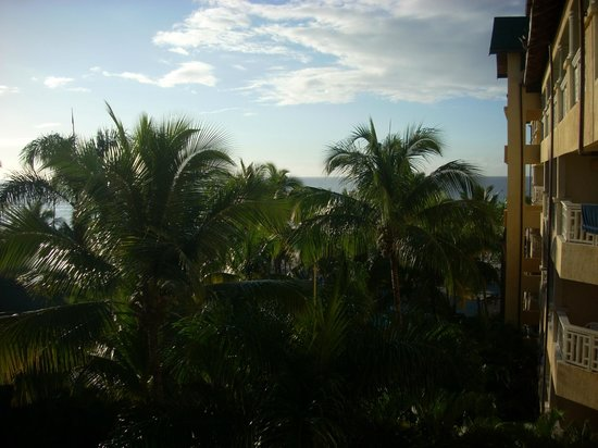 Coral Costa Caribe Resort, Spa &amp; Casino: View from room