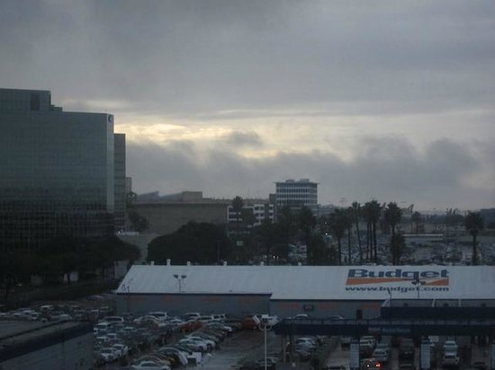Four Points by Sheraton Los Angeles International Airport: View from Room 613