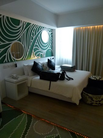 Batik Boutique Hotel:                   La chambre verte
