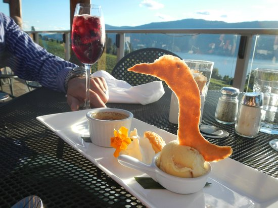 Okanagan Valley, Canada:                   dessert