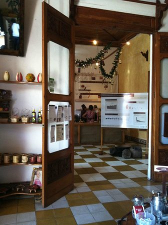 Hotel Spa Granada:                   Chocolate Museum