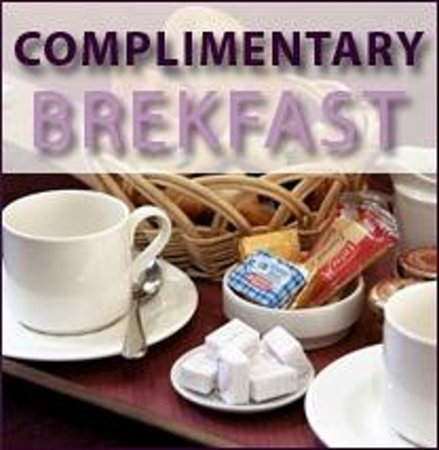 Hotel Accolade: COMPLIMENTARY BREAK FAST