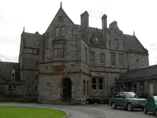 Glaslough, Irland:                   Castle Leslie