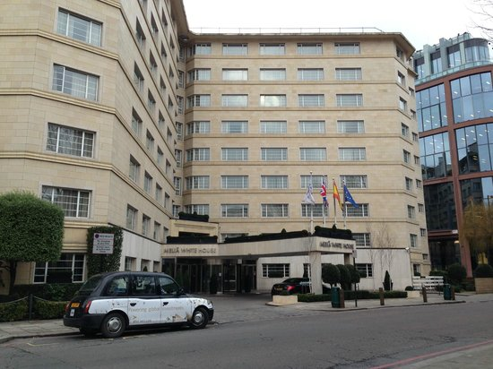 hotel melia white house londres: