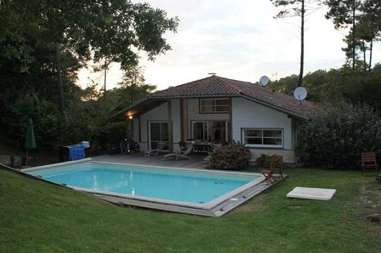 Madame Vacances Villas Club Royal Aquitaine:                   nice villa