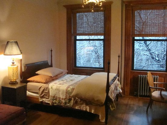 The Harlem Flophouse: Winter Light