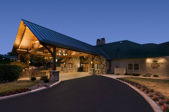 Homewood Suites Syracuse/Liverpool: Lodge