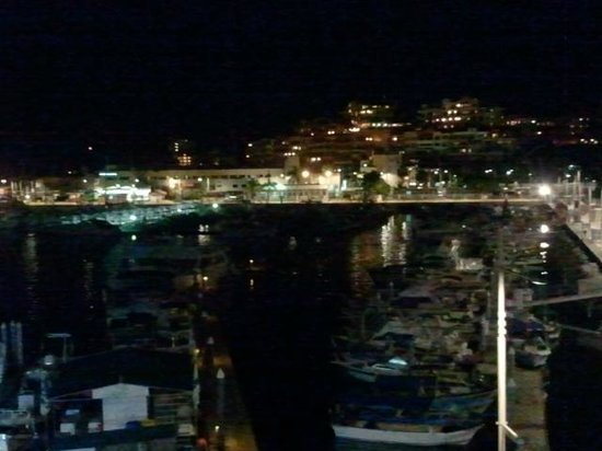 Wyndham Cabo San Lucas Resort: Night view