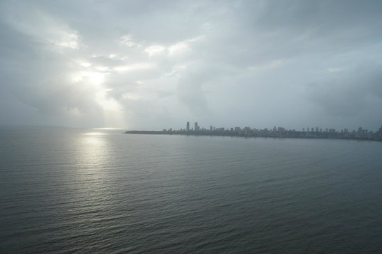 Trident, Nariman Point:                   Monsoon at Trident