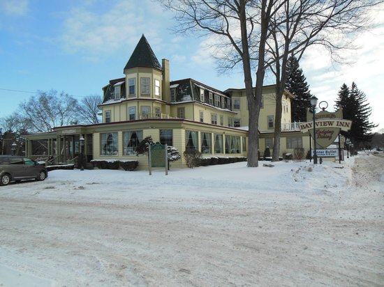 Stafford&#39;s Bay View Inn:                   Hotel