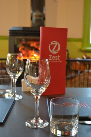 Zest: Cosy fire in winter - Ring to make your reservation