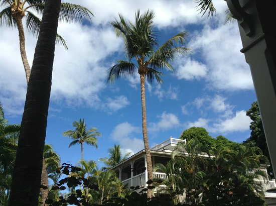 Plantation Inn:                   An oasis of calm in Lahaina