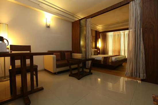 Hotel Accolade: Suite-Room