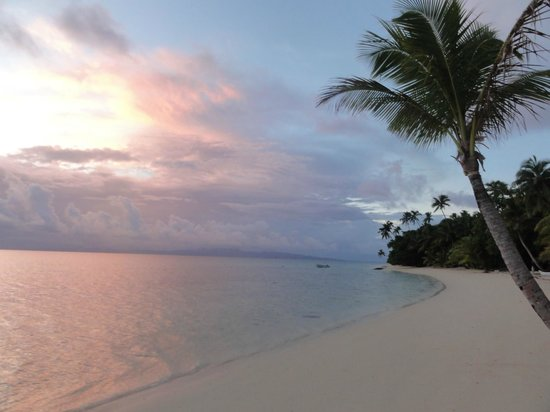 Leleuvia Island Resort:                   true paradise