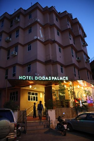 Hotel Dodas Palace