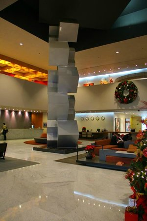 InterContinental Presidente Mexico City: Hotel Lobby