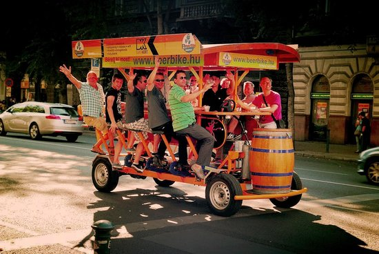 Photos of Beerbike, Budapest