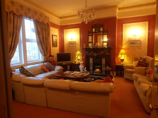 Morpeth, UK: Residents Lounge