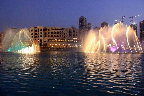 Photos of Dubai Fountains, Dubai