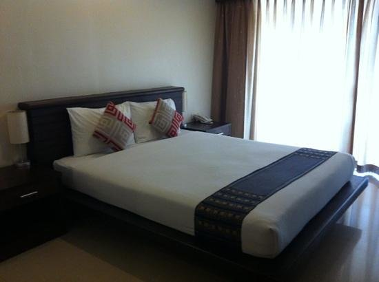 Lub Sbuy Guest House:                   the nice room