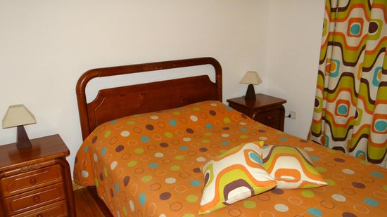 Alkisti City Hotel: A double bed