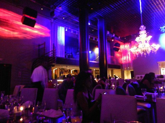 Seminole Hard Rock Hotel Hollywood:                   Cuban restaurant on the boardwalk