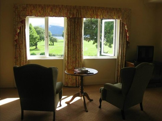 Loch Lein Country House: A Lovely View