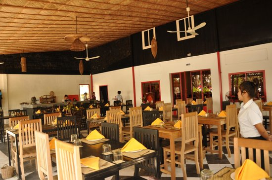 THE PALMBOO Restaurant