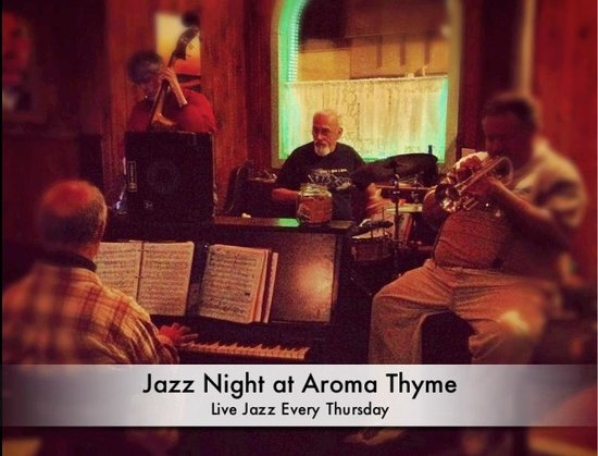 Ellenville, NY: Thursday Night Jazz Night