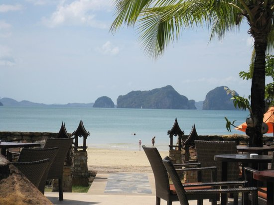 Amari Vogue Krabi:                   Beach scenery