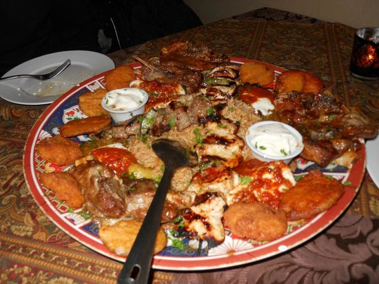 301 moved permanently for Afghan cuisine restaurant