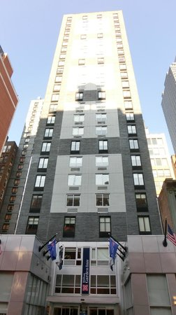 Hilton Garden Inn New York - Chelsea: Auenansicht