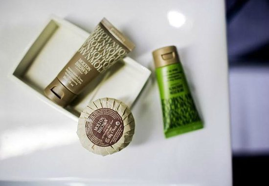 The Tuscany - A St Giles Boutique Hotel: The Tuscany Bath Amenities