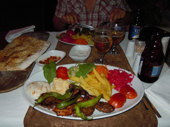Alaturka restaurant side restaurant reviews phone for Alaturka turkish cuisine