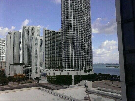 Hilton Miami Downtown: view of the skyline